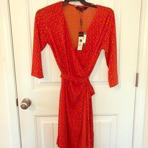 New! Wrap dress